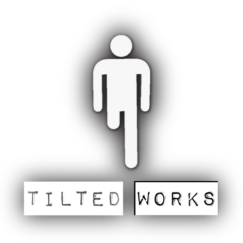 Tilted Works | Graphic & Web Design